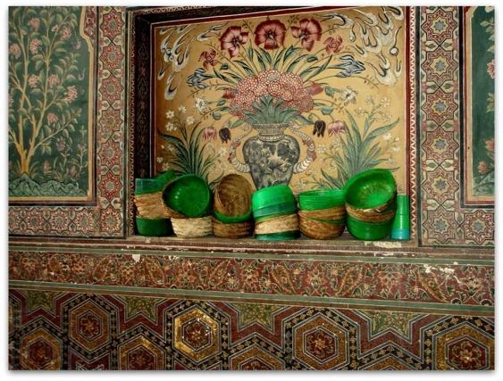The Wazir Khan Mosque, Lahore. (Sonya Rehman)