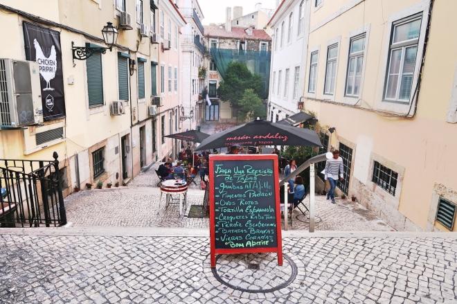 Meson Andaluz - Lisbon