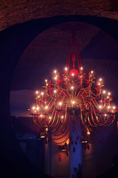 Andaluz chandelier