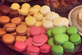 Macaroons at Kewkkeboom