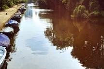 Reflections, Zuidas