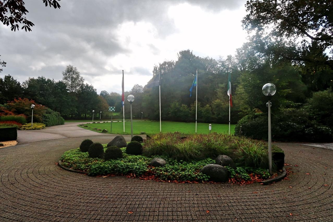 Bilderberg Oosterbeek front driveway