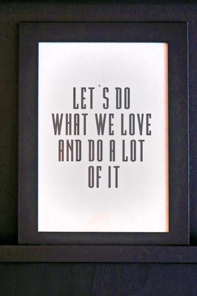 We must!