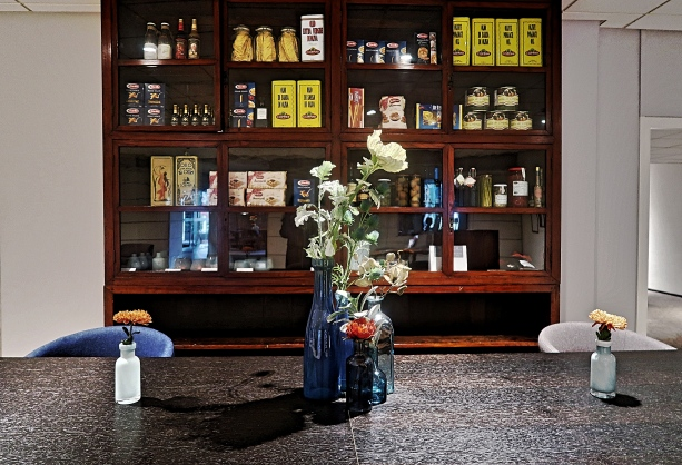 Hotel interiors - reception