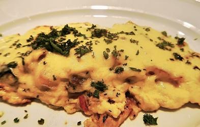 Farmer's omlette