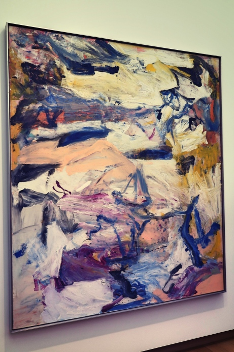 North Atlantic Light, Willem de Kooning
