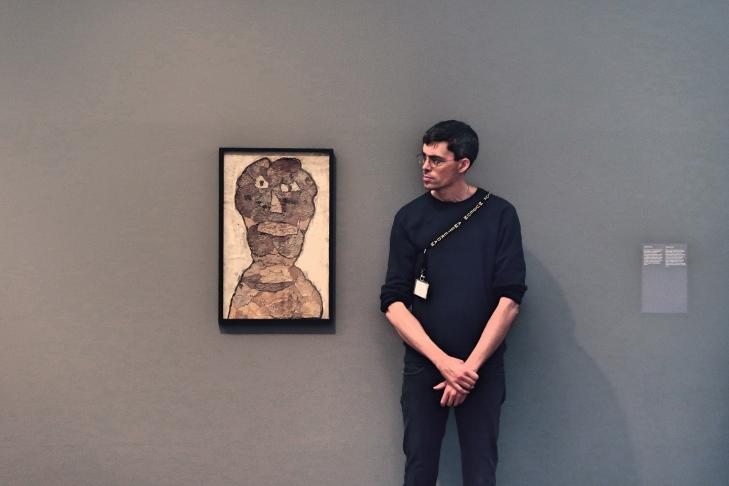 The self, an image