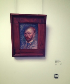 Vincent van Gogh, self potrait