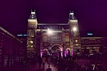 Rijksmuseum front view