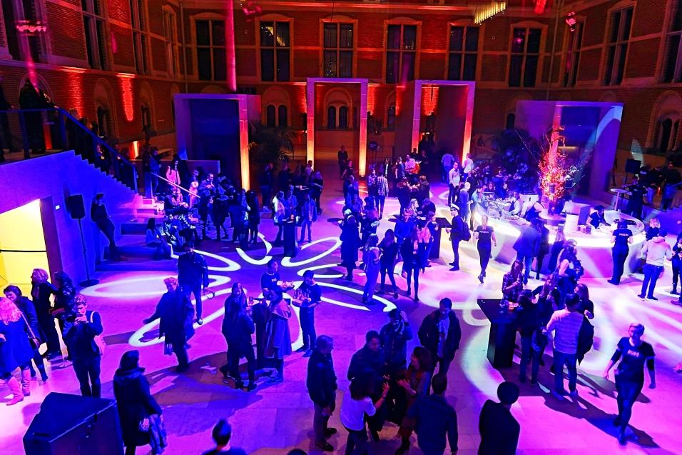 Rijksmuseum on Museum Night