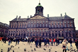 Royal Palace, Dam Square